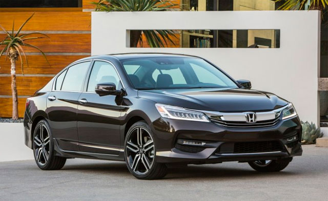 Honda Accord 2016 USA
