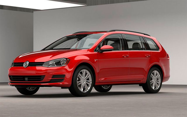Volkswagen Golf SportWagen Limited Edition 2016